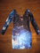 Body con galaxy dress size small from nightmere clothing on storenvy