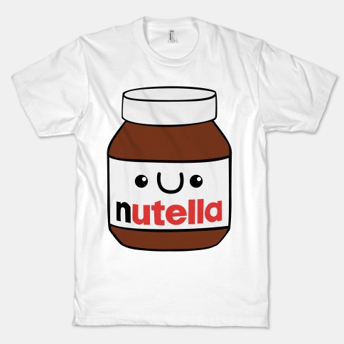 Cute Nutella | HUMAN | T-Shirts, Tanks, Sweatshirts and Hoodies