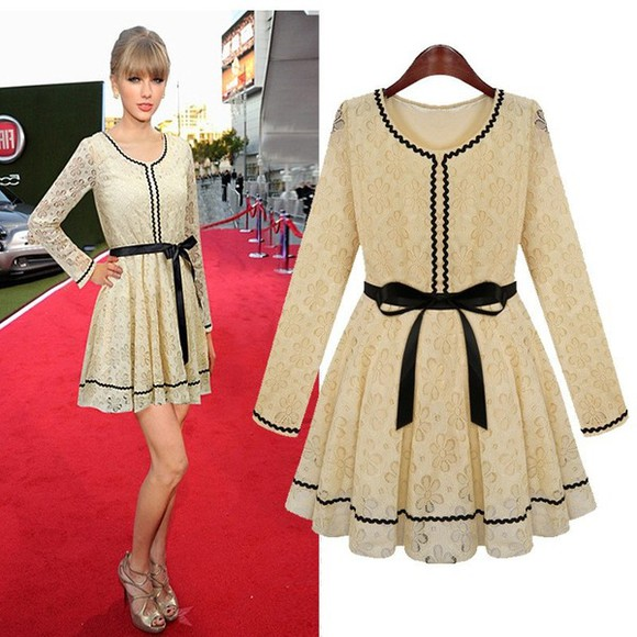 dress taylor swift prom dress little black dress cute dress cute dresses