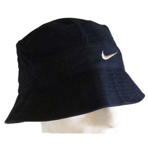 Nike Bucket HAT CAP Dark Blue Unisex Mens Womens M L 566609 | eBay