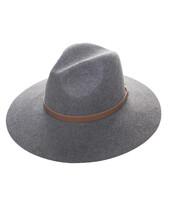 hat,fedora,grey,grey hat,grey fedora,wool,wool hat