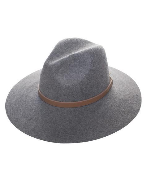 hat fedora grey grey hat grey fedora wool wool hat