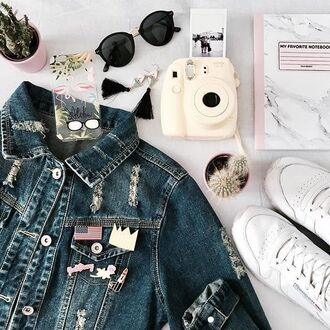 home accessory yeah bunny pins pink accessories iphone case iphone cover polaroid camera notebook denim jacket reebok cactus