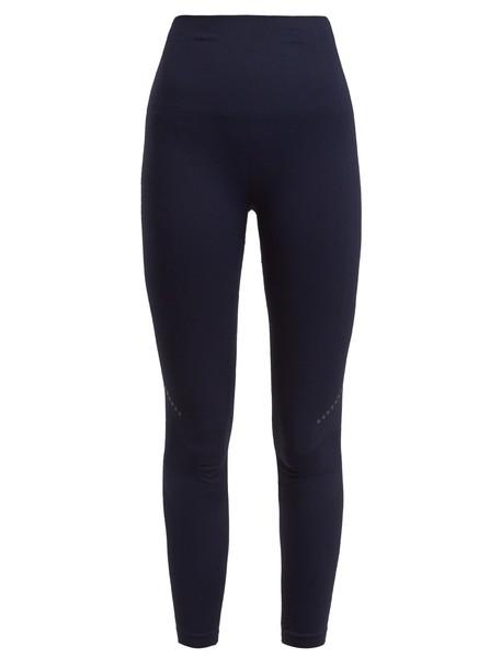 lndr leggings navy pants