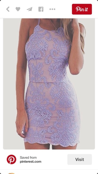 dress lace dress purple dress halter neck bodycon dress tan dress lilac dress homecoming dress pinterest lavender lavender dress purple pink lace scalloped purple lace print short sleeve dress pink floral neck halter dress halter dress