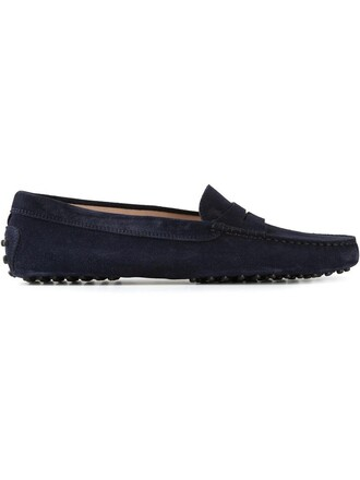 women shoes blue suede
