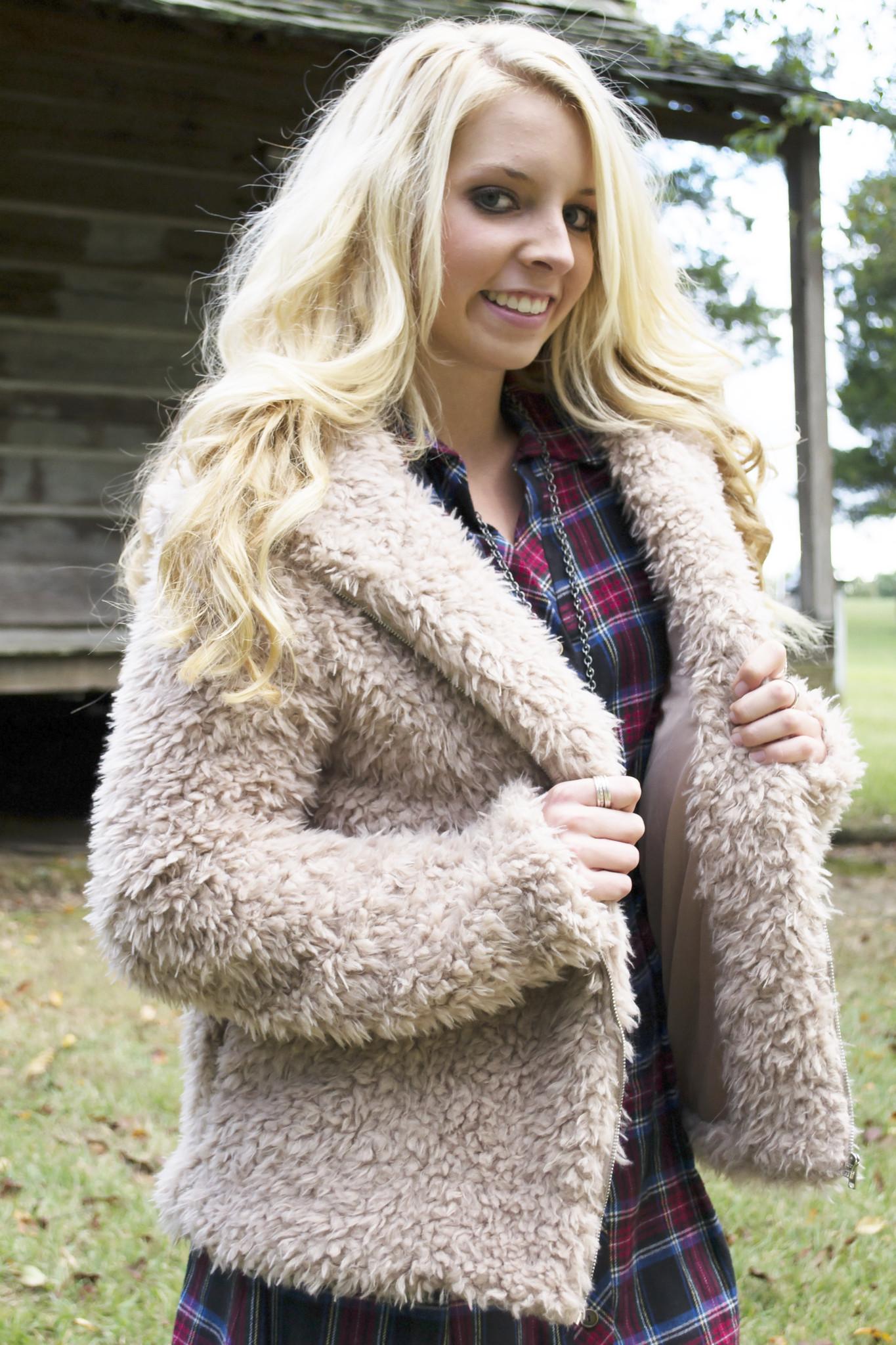 Alaskan getaway coat