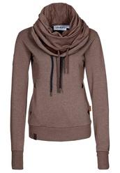 sweater,sweatshirt,brown