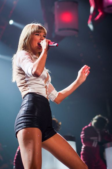taylor swift glitter pants tights sparkle diamanté blouse