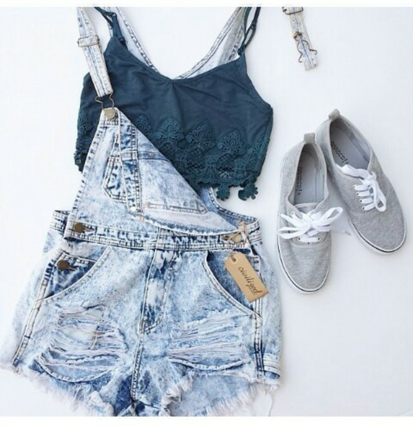 jeans tank top bralette denim cool trendy romper vans top bikini blouse cardigan earings bag socks t-shirt sunglasses neon tropical green dungarees forever 21 brandy melville fashion victoria's secret jewels summer outfits swimwear acid wash jumpsuit denim overalls short overalls shirt grey romper shorts blue denim button comfy summer boho short overalls coat High waisted shorts stone wash clothes shoes bleu grey denim overall shorts outfit denim overalls crop tops with overalls blue overalls skirt demin overalls lace crop tops lace top blue spaghetti strap dark green