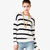 Striped Pointelle Sweater | FOREVER21 - 2034868367