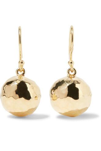 earrings gold earrings gold jewels