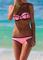 Fashion orange bikini