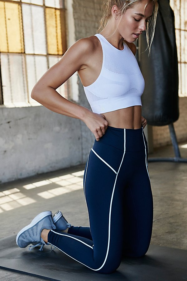 High-Rise 7/8 You're A Peach Leggings by FP Movement at Free People - Yoga Leggings