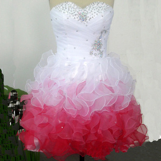 dress sweetheart dress prom dress bridesmaid wedding dress short prom dress fashion homecoming dress graduation dress graduation dresses