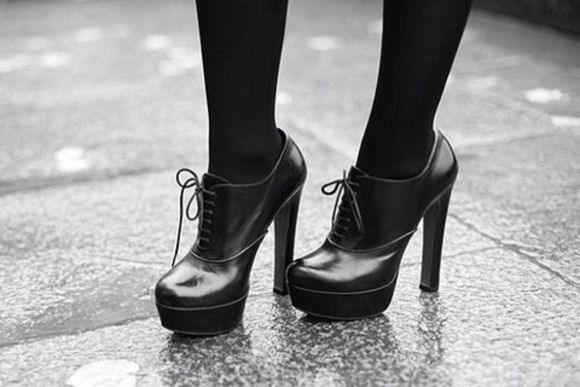 stockings shoes high heels laces boots cute shoes