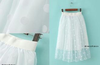 skirt midi skirt white skirt mesh mesh skirt