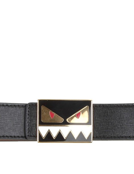 Fendi Tory Burch Bag Bugs Belt in black / gold