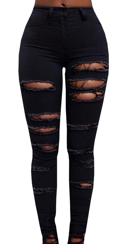 long skinny jeans womens super jeans in dieser saison. Black Bedroom Furniture Sets. Home Design Ideas