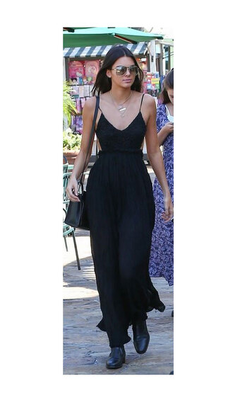 kendall jenner dress maxi dress bag
