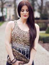 dress,tumblr,sequin dress,sequins,gold sequins,gold sequins dress,one shoulder,pouch,sequin bag,party dress,holiday season