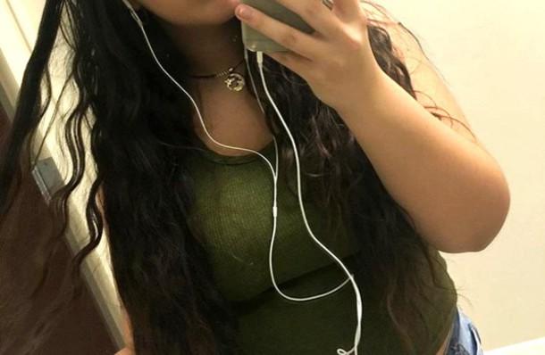 tank top olive green khaki green brown army green tumblr instagram beautiful top ribbed top ribbed pretty cute girl girly women lady female selfie