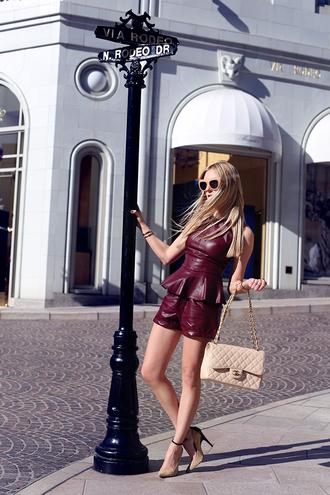 shoes t-shirt bag jewels sunglasses shorts cheyenne meets chanel