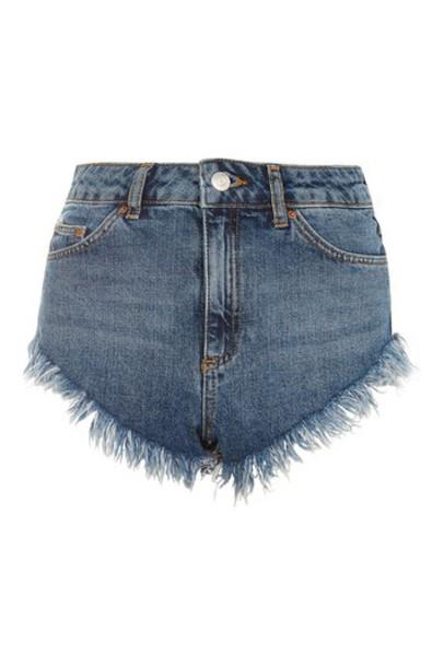 Topshop shorts high