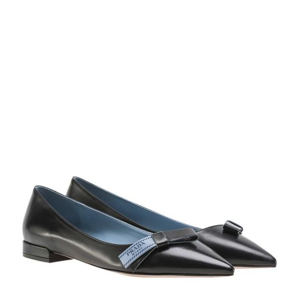 Prada shoes black