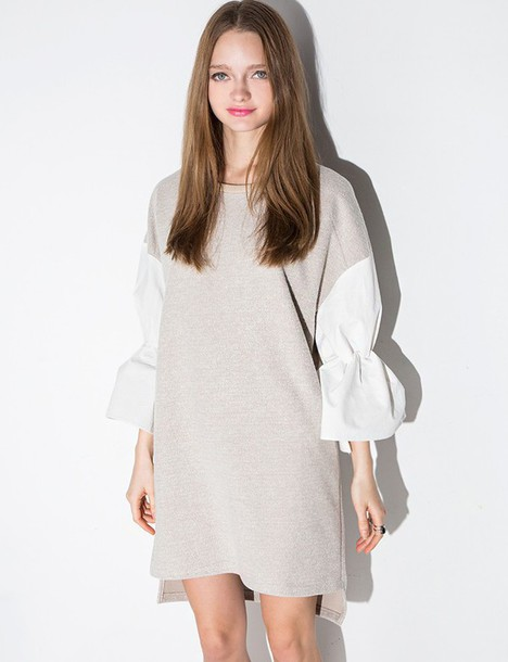 Sweater Dresses with Sleeves