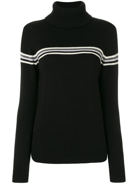 Perfect Moment sweater women turtle black