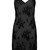 Sheer Edge Slip Dress | Gold Hawk Clothing