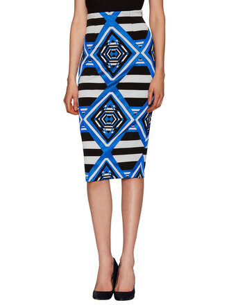 skirt printed skirt midi skirt clothes