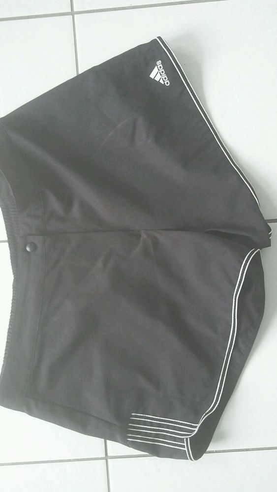Ladies Adidas black shorts in size 16