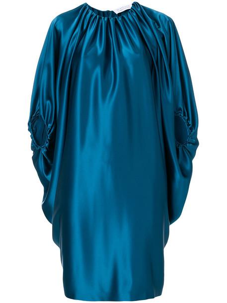 GIANLUCA CAPANNOLO dress loose women fit blue