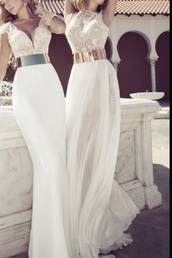 formal,prom,long,creme,sheer,long formal dress,pls,long prom dress,dress
