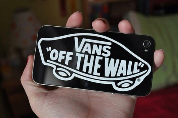 iphone case phone case vans