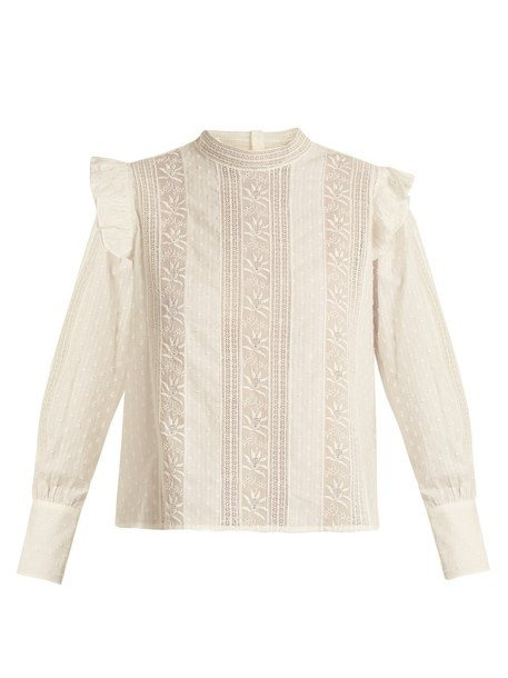 MASSCOB top cotton white