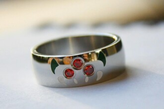 jewels metroid nintendo bracelets gold game video games samus aran nerd dork geek swag
