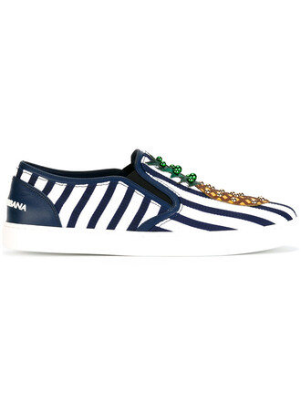 women pineapple london sneakers leather cotton blue shoes