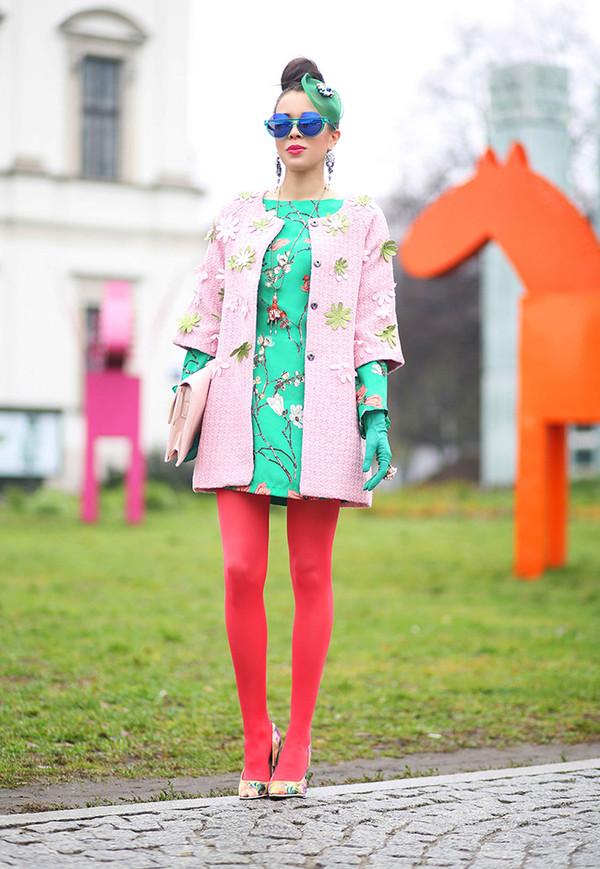 macademian girl coat dress shoes bag jewels sunglasses
