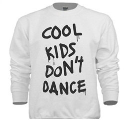 Zayn malik 'cool kids don't dance' by kingnarry on etsy