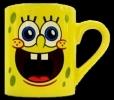 Smiling Hooded Sweatshirt by Spongebob SquarePants | Official Spongebob SquarePants Sweatshirt
