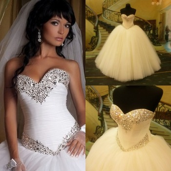 Buy robe de mariage 2015 hot sale for Aliexpress robes de mariage
