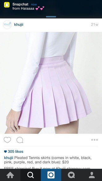 skirt skater school girl purple lilac blue pink green yellow orange fruits quote on it funny retro cool vintage hipster hippie bohemian i need it now