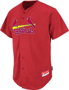 MLB Cool Base St. Louis Cardinals Baseball Jersey - Fan Gear