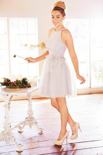 dress prom dress lauren conrad