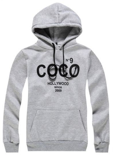 Coco Nine Hoodie | Outfit Made