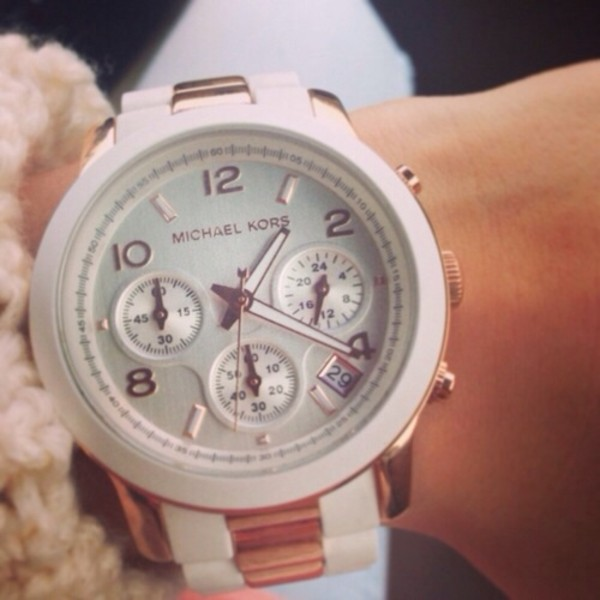 jewels watch michael kors