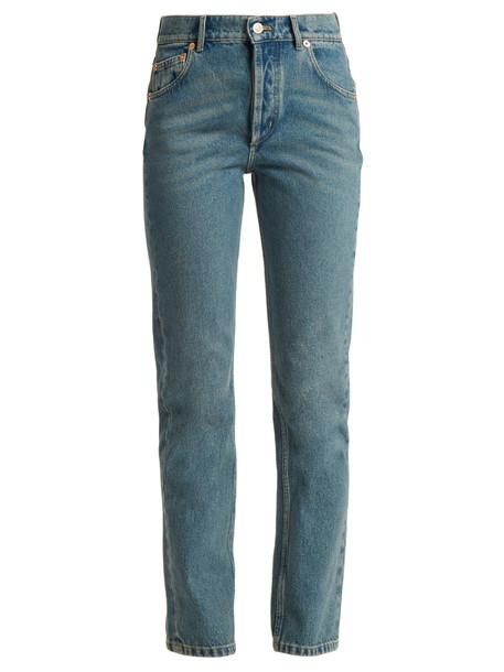 Balenciaga jeans denim